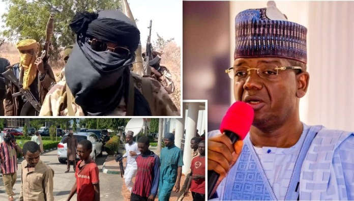 How Repentant Bandits Helped Secure Release Of Kidnapped College Students: Gov. Matawalle