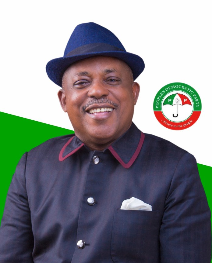 PDP Chairman, Prince Uche Secondus' Tenure Slashed By 2 Months