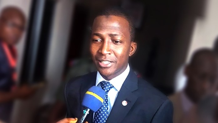 EFCC Boss Bawa Slumps At Public Event, Hospitalized
