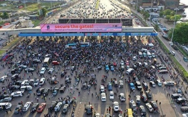 Lekki Tollgate Killing: Army Didn't Fire Live Bullets At Protesters – UK Expert