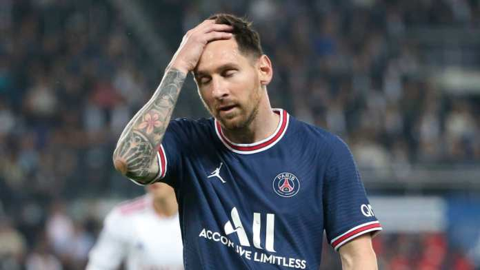 Lionel Messi To Miss PSG Clash With Metz Due To Knee Injury