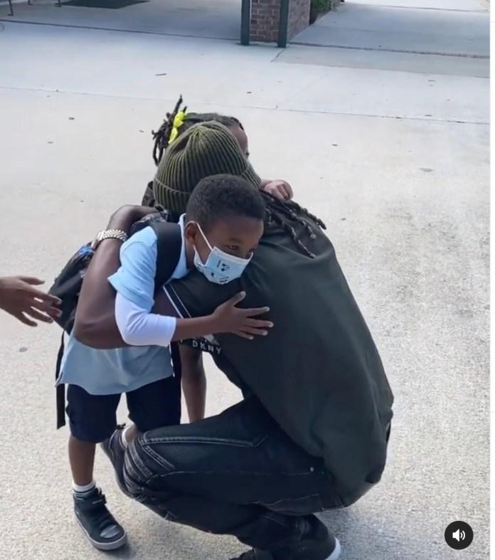 Paul Okoye Reunites With Anita, Kids In Atlanta, US