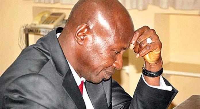 Ex-EFCC Chair Magu Still On FG Payroll As Police Officer - Police Officer