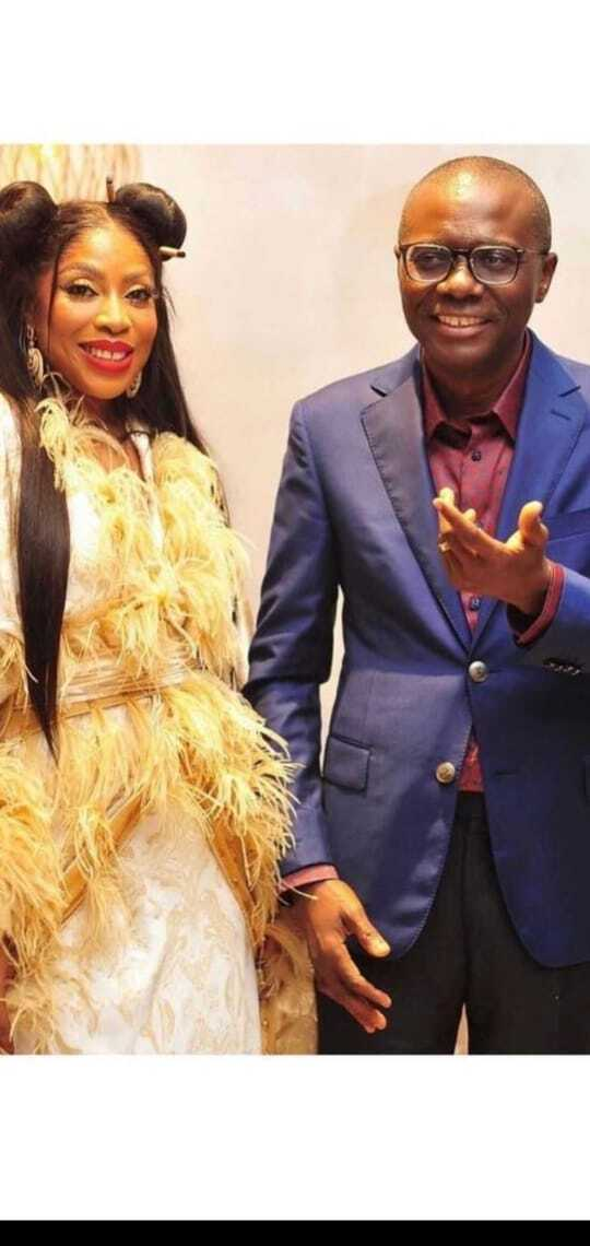 Mo Abudu In Romance Scandal With Lagos Governor And Other Powerful Politicians And Society Men