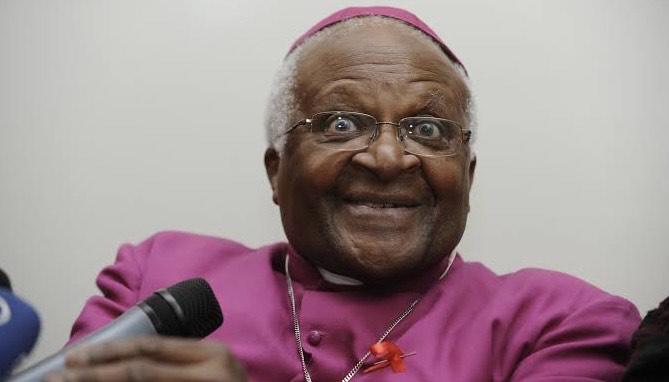 Nobel Laureate Desmond Tutu Clocks 90