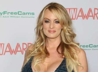 Attorney for porn star Stormy Daniels says she faced physical threats