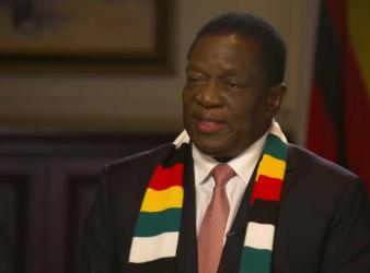 Emmerson Mnangagwa says he won't overstay his welcome as Zimbabwe's President - CNN