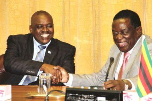 Image result for Botswana's President denies report of $600 million loan to Zimbabwe