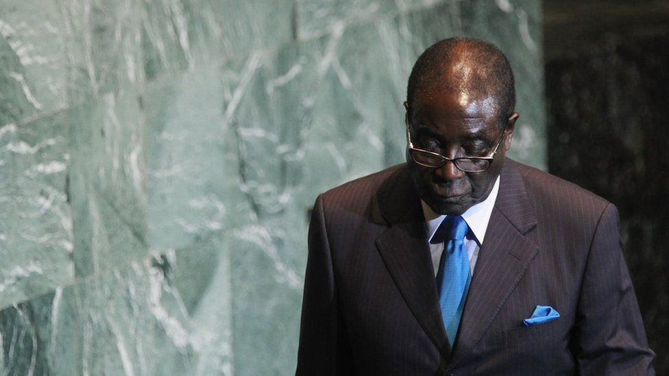 Although predictions of Mugabe's demise always proved premature, the mounting pressures took their toll. In 2011, a US diplomatic cable released by Wikileaks suggested he was suffering from prostate cancer.