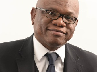 Geoff Makhubo is the new mayor of Johannesburg