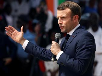 Report Focus News: President Emmanuel Macron