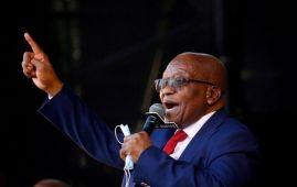 President Jacob Zuma,