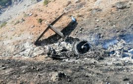 Six die in plane crash in Russia's Far East