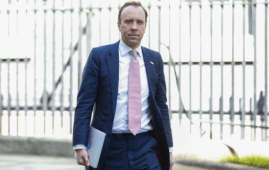 UK former health secretary Matt Hancock, whose handling of the pandemic was criticised in a Parliament report this week, was named as the United Nations' special representative for Africa.