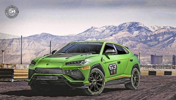 Lamborghini Urus ST-X: il bolide PHEV?