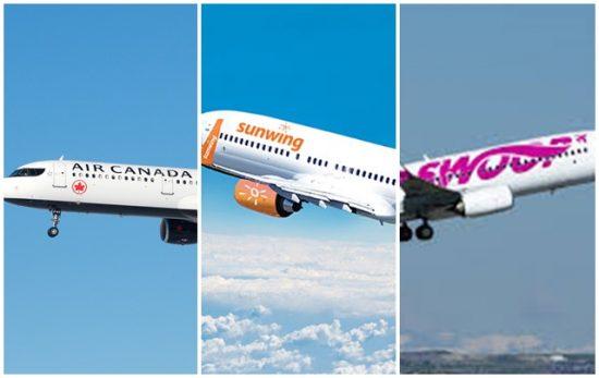 Aerolíneas canadienses apuestan por Cancún y lanzan nuevas rutas ...