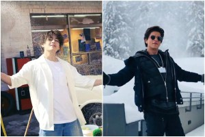 BTS V Recreates Shah Rukh Khan's Iconic Pose For Butter Concept Photo, ARMY Calls Him
