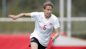 Canadian football player 'Quinn' becomes first trans athlete in Olympics