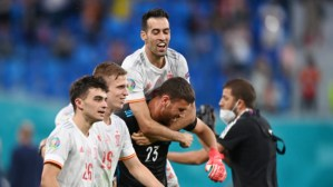 Euro 2020: Spain knock Switzerland out 3-1 on penalties to reach semi-finals