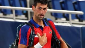 Novak Djokovic defeated by Germany's Zverev in Tokyo Olympics semifinals