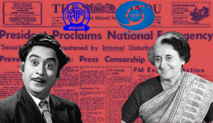 How Kishore Kumar was hounded by Indira Gandhi for refusing to obey her orders during Emergency