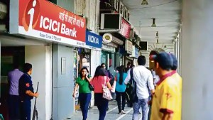 ICICI Bank customers will get the first 3 ATM transactions (inclusive of financial and non-financial) in 6 metro locations in a month as per the bank