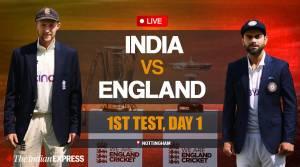 IND vs ENG, 1st Test IND vs ENG