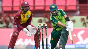 Pakistan hold off late West Indies charge to win second T20I
