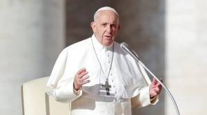'I'm still alive,' says pope, 'though some wanted me dead'