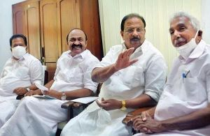 After days of bickering, peace descends on Congress