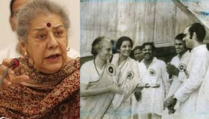 Ambika Soni, who declined to become Punjab CM, played a key role during Emergency