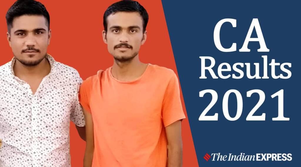 CA result 2021, CA results 2021