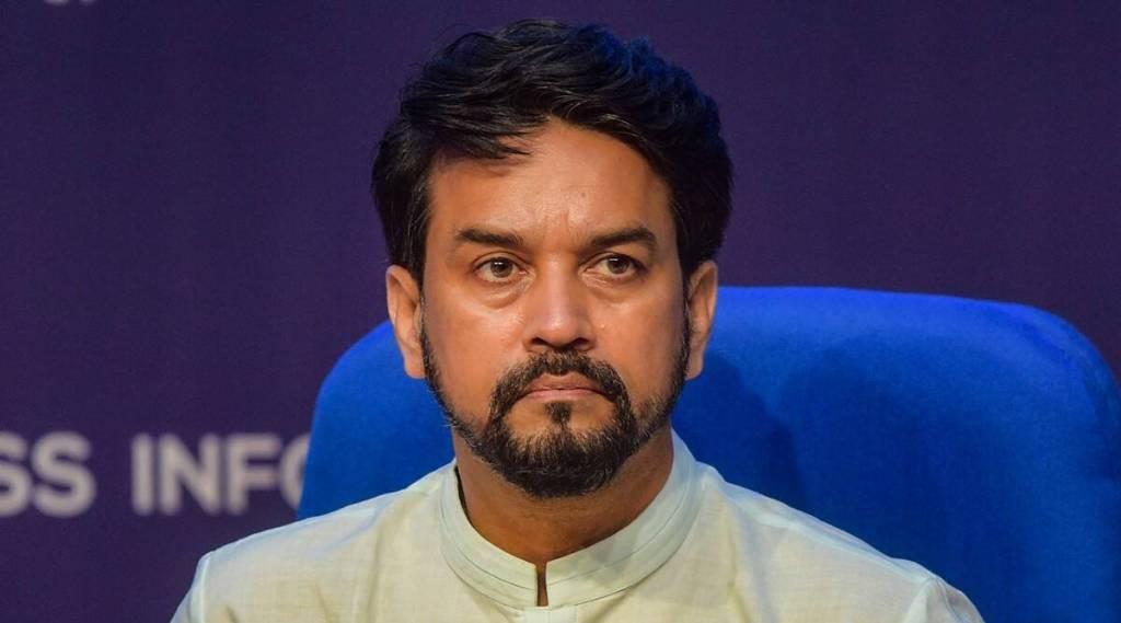 Anurag Thakur, Anurag Thakur Cabinet briefing