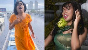 Crossdresser Sandy Saha fined for Maa Flyover antics, mocked UP Govt