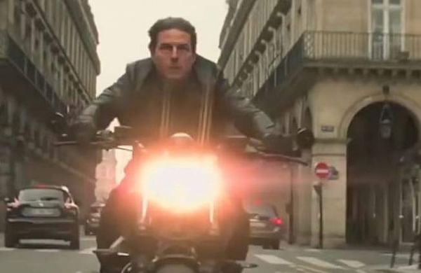 Director Christopher McQuarrie salutes 'unrelenting' cast, crew as production on 'Mission Impossible 7' wraps