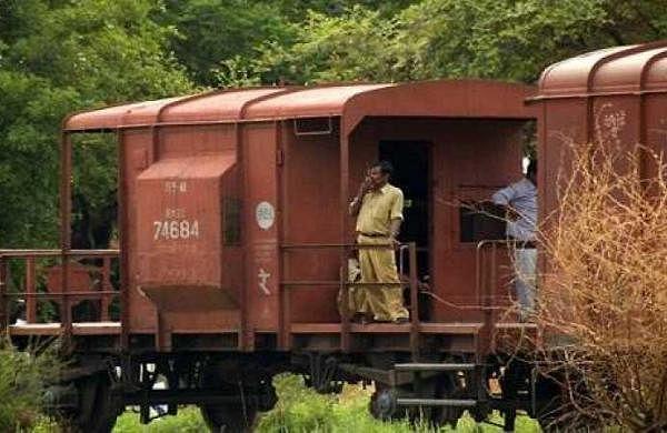 Goods train derails on Angul-Talcher road, rail services affected in Odisha