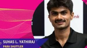 History beckons IAS officer Suhas Yathiraj at Tokyo Paralympics