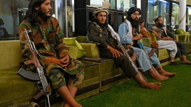 Indoor pool, greenhouses: Taliban fighters unwind at ex-Afghan VP Dostum's villa   See pics