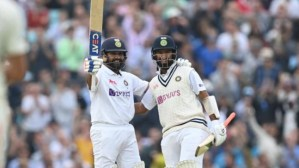 Oval Test: Rohit Sharma 127 puts India in control before bad light ends England's misery on Day 3