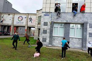 Russia: Shooting in Perm State University, attacker kills 8, dozens injured