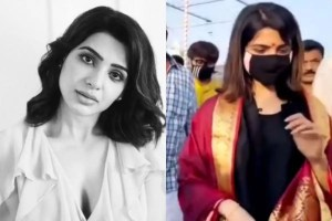 Samantha Akkineni Snaps Reporter For Asking To Comment On Separation Rumours With Naga Chaitanya