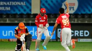 Sunrisers Hyderabad face Punjab Kings in battle of laggards