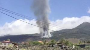 Volcano erupts on Spanish island in the Atlantic Ocean
