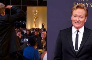 WATCH | Comedian Conan O'Brien goes viral for reaction to Emmys' chairman's speech
