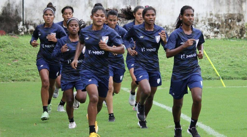 After win against UAE, Indian women's football team faces 75th ranked Tunisia