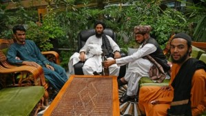 Indian delegation meets Taliban team on sidelines of Moscow Format meet on Afghanistan