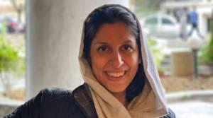 Iran, Nazanin Zaghari-Ratcliffe, Tehran, UK-Iranian aid worker, Coronavirus, Covid-19, Tehran airport, Reuters, Ebrahim Raisi, World news, Indian express, Indian express news, current affairs