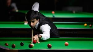 Pankaj Advani finishes on a high, claims top position
