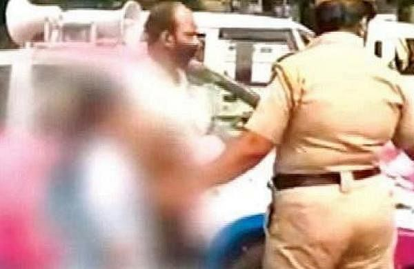 Pink Policeharassment case: Inquiry report favours cop who misbehaved with man, daughter