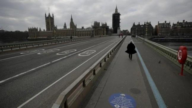 Report says UK's slow coronavirus lockdown cost thousands of lives